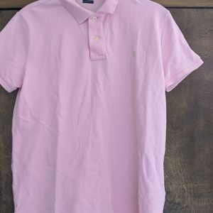 Polo Ralph Lauren pink women's shirt M
